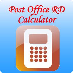 Post-Office-RD-Calculator