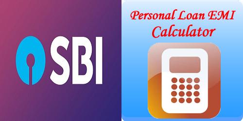 Sbi Personal Loan Calculator 2020 Financialcalculators In