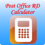 Post Office Recurring Deposit Calculator